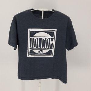 "Volcom Boy's Small ""True To This"" T-shirt"